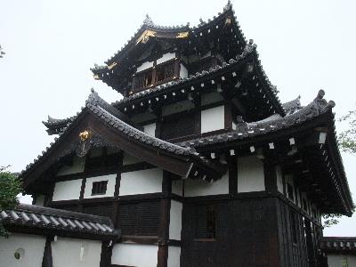 高田城 櫓