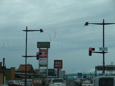 新潟の信号