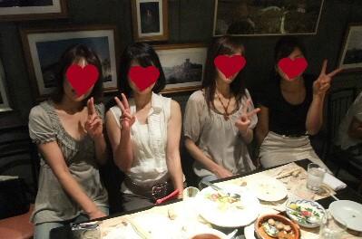 美女4人組