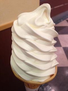ドトールコーヒーショップ 北海道ソフトクリーム
