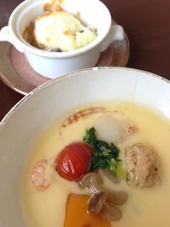 日本料理 ほたる 昼膳 2