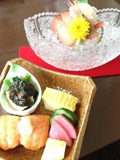 日本料理 ほたる 昼膳 3