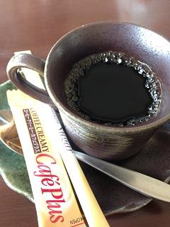 日本料理 ほたる コーヒー