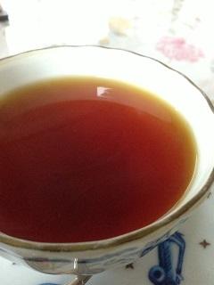アロマ クリスタル コーヒー ショップ 香音 紅茶