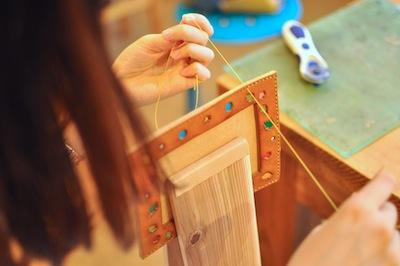 革WS7フォトフレーム本縫い