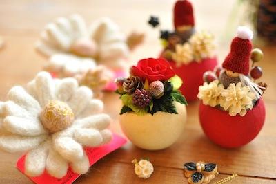 クリスマス2014花