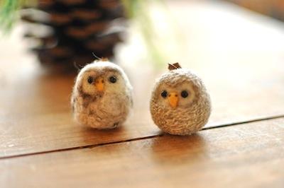 クリスマス2014ふくろう