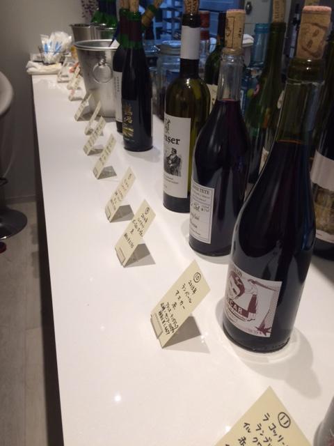 2014 11 23 ワイン会-1