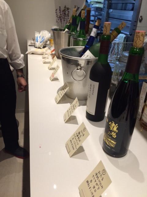 2014 11 23 ワイン会-3