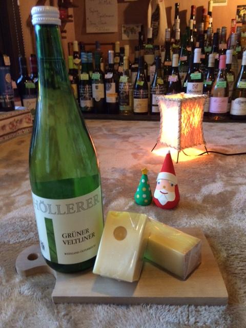 2014 12 14 チーズフォンデュとワイン