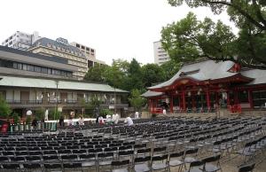 26生田神社薪能