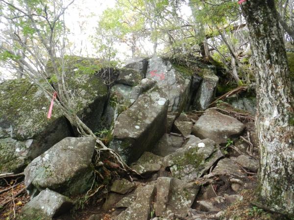 乾徳山 038