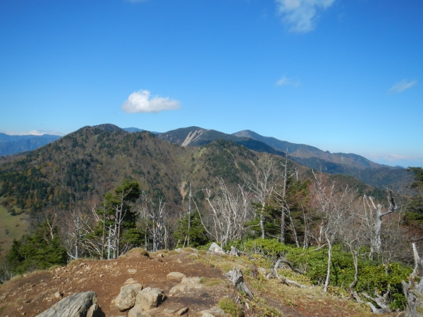 笠取山 079
