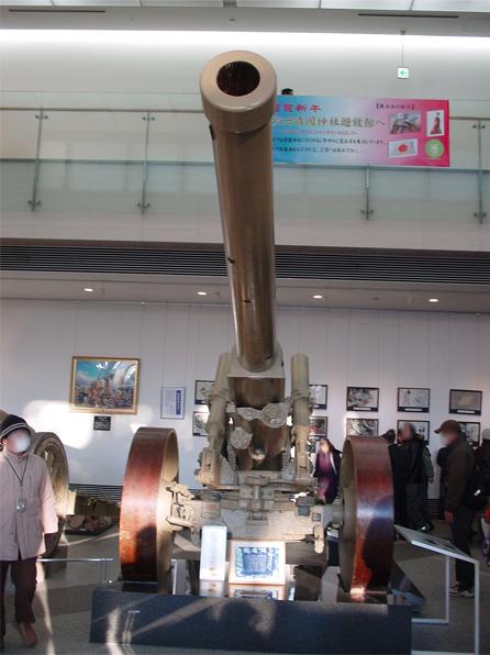 89式15糎加農砲