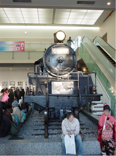 C56型31号機関車