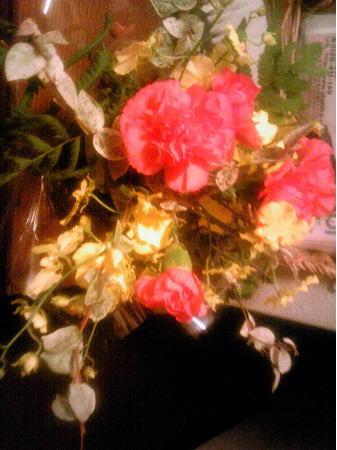 ランディママからのお花