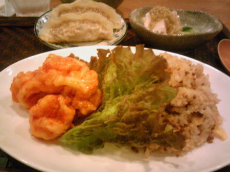 大阪夕食1