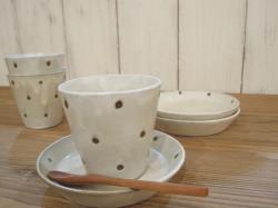 galette goblet&plate