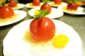 魔法のトマト1