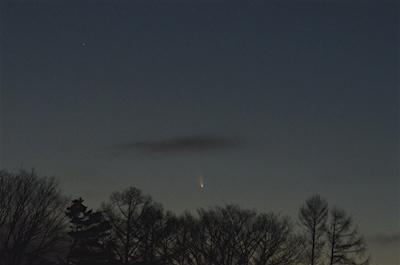 パンスターズ彗星2