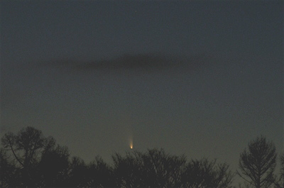 パンスターズ彗星1