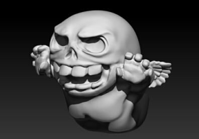 ghost2_zbrush