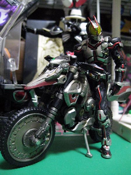 玩具_極魂555&バジン