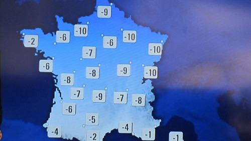 2月2日寒い
