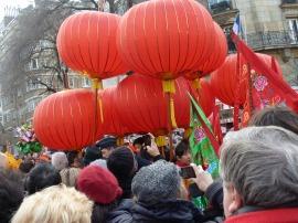 中国のお正月