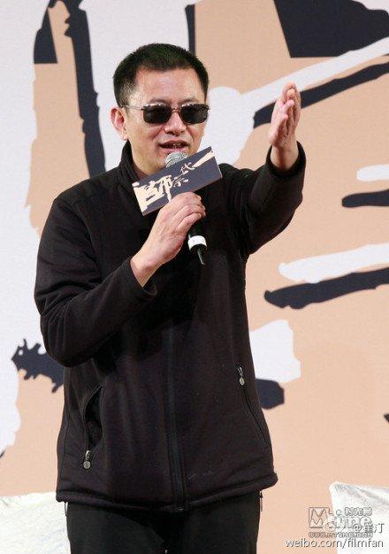 ウォン・カーウァイ@北京発布会