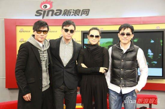 「一代宗師」北京宣伝活動