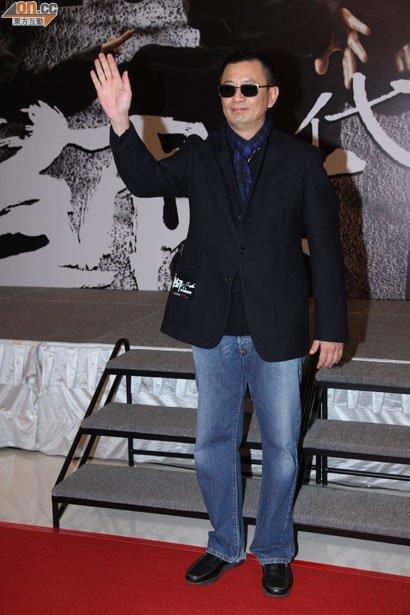 ウォン・カーウァイ監督@香港プレミア