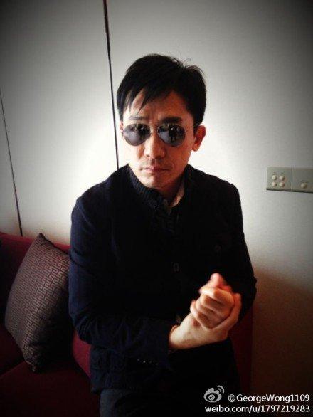 トニーさん@広州記者会見