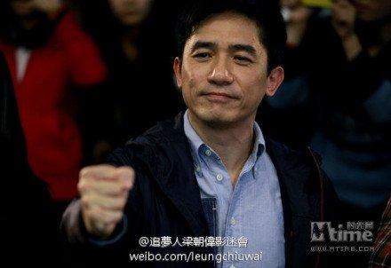 トニーさん@北京1