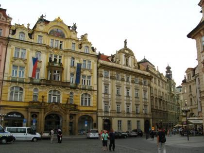 市内の建物