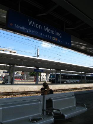 Wien Meidling Sta.