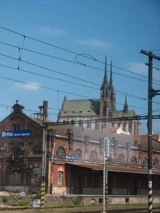 ブルーノ駅
