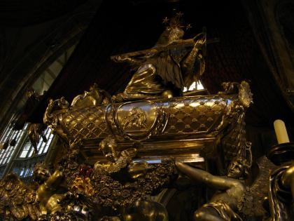 ヤン・ネポムツキーの墓