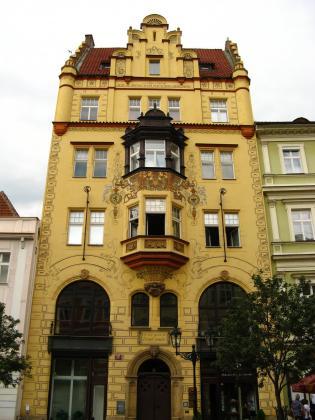 きれいな建物
