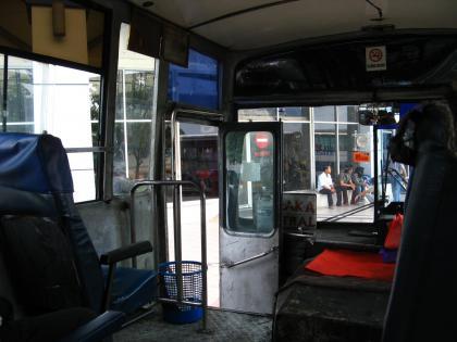 マラッカのバス