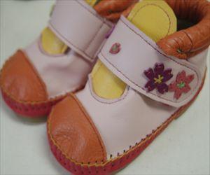 春らしい靴2R