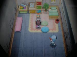 ビクティニのお部屋