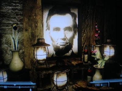 リンカーンかな?