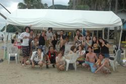 20110808 能古島BBQ 082