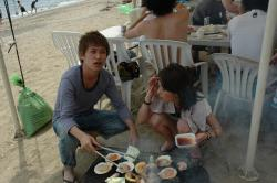 20110808 能古島BBQ 039