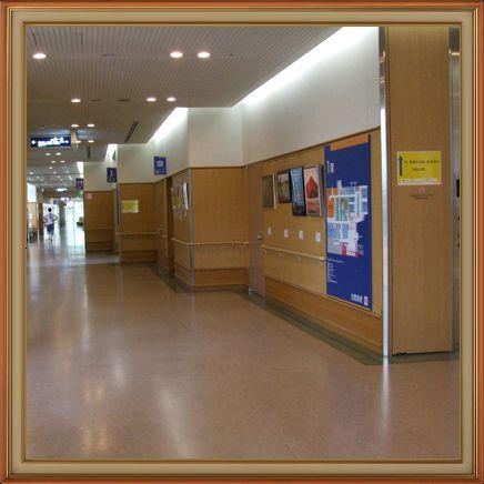 木製フレーム ~ 病院1