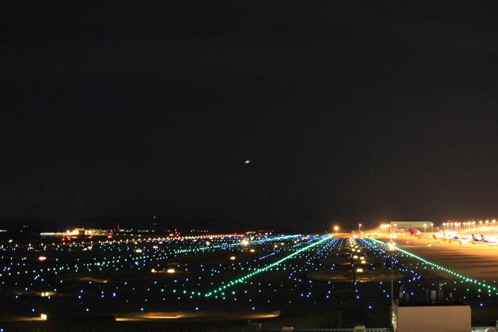 関空 夜景1