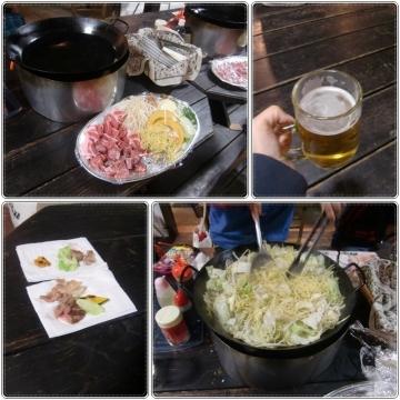 BBQ in Fuji