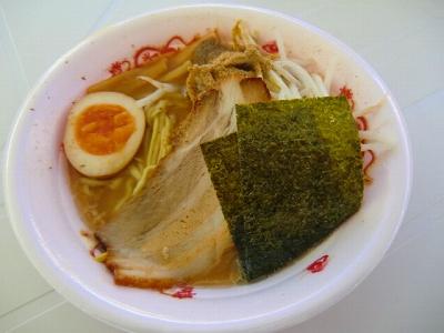 とらのこ 魚だしラーメン 800円