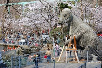 東山動物園 11/04/03